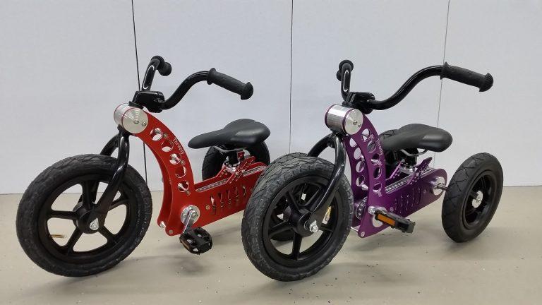 Threely bike